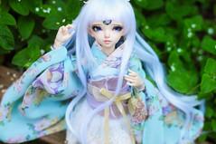 Ms Lotus <3 (Athena Roseanna Tse) Tags: bjd balljointeddoll doll abjd fairyland minifee mnf luka lotus