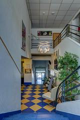 Hôtel LE GOLFE Cassis - hall