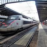 Parijs, Gare du-Est, TGV thumbnail