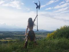 Shooting Skyrim - Ruines d'Allan -2017-06-03- P2090615 (styeb) Tags: shoot shooting skyrim allan ruine village drome montelimar 2017 juin 06 cosplay