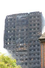 London Fire -Grenfell Tower (ian_fromblighty) Tags: grenfelltower london uk fire tower londonfire kensingtonandchelsea