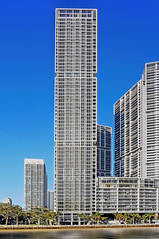 iconbrickell South Tower, 495 Brickell Avenue, Miami, Florida, USA / Archtiects: Arquitectonica, Philippe Starck / Completed: 2008 / Height (architectural): 586.01 ft / Floors (above ground): 58 (Jorge Marco Molina) Tags: iconbrickellsouthtower 495brickellavenue miami florida usaarquitectonica philippestarck usa miamibeach cityscape city urban downtown density skyline skyscraper building highrise architecture centralbusinessdistrict miamidadecounty southflorida biscaynebay cosmopolitan metropolis metropolitan metro commercialproperty sunshinestate realestate tallbuilding midtownmiami commercialdistrict commercialoffice wynwoodedgewater residentialcondominium dodgeisland brickellkey southbeach portmiami sobe brickellfinancialdistrict