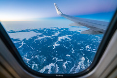 Just GO and TRAVEL (VladOne BLS) Tags: aviation airplane view deutschlandvonoben germanyfromabove adventure exploring nature mountains sony a7rii sony1635 zeiss ryanair airbus airplaneview sky ridingtheclouds airplanephotography