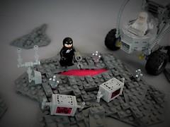 Exploring Epsilon VII (adde51) Tags: adde51 lego moc neo classic space neoclassicspace classicspace moon exploring exploration rover crate