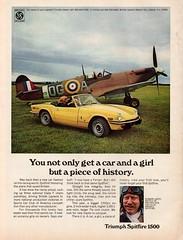 1973 Triumph Spitfire 1500 (aldenjewell) Tags: 1973 triumph spitfire 1500 ad
