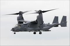 Bell-Boeing V-22 Osprey (Les Cornwell Photos) Tags: air royalinternationalairtattoo stol aircraft v22 airforce airplane riat bellboeing military vtol tiltrotor airshow usaf osprey 2016