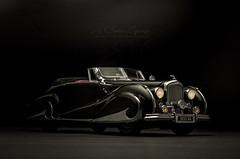 1947 BENTLEY Mark VI w/ Franay Coachwork (aJ Leong) Tags: 1947 bentley mark vi w franay coachwork 124 franklin mint 40s classic cars vintage vehicles automobiles garage aj leong