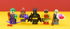The LEGO Batman Zombie Movie💉 (Alex THELEGOFAN) Tags: lego legography minifigure minifig minifigures minifigurine minifigs minifigurines movie the batman dc comics super heroes batgirl joker alfred butler zombie monster robin barbara gordon