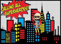BaD June 1, 2017 - Superheroes