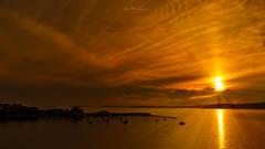 Aguete, Marín - ( Pontevedra ) (ЈΘŠΞПΔ72 ) Tags: fuji fujifilmx100f marín josema72 sunset puestadesol galicia riadepontevedra pontevedra