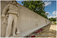 Cambridge American Cemetery And Memorial - Cambridgeshire - UK (I'll catch up with you later, your comments and cr) Tags: cambridgeamericancemeteryandmemorial nikon1635mmf40 nikond610fx rertug