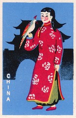 japon allumettes082 (pilllpat (agence eureka)) Tags: matchboxlabel matchbox allumettes étiquettes japon japan