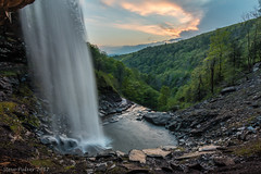 Beauty in the Catskills (Pulver41) Tags: kaaterskillfalls newyork hainesfalls landscape waterfalls catskillmountains northsouthlake upstatenewyork sunset water canon70d tokina1228
