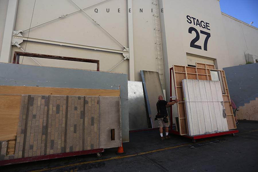 「美國洛杉磯」朝聖殿堂等級的派拉蒙影業公司製片場