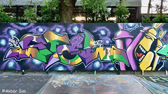 Den Haag Graffiti SPEL (Akbar Sim) Tags: spel mient denhaag thehague agga holland nederland netherlands graffiti akbarsim akbarsimonse