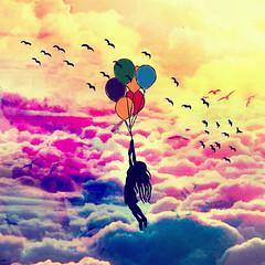 Free to fly (www.instagram.com/thiagor6/) Tags: arte ilustração design vetor thiagor6 desenho