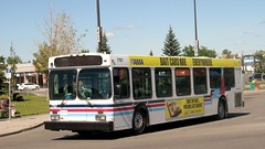 CT_7767_D40LF (Shahid Bhinder) Tags: mypictures transport transit newflyerbuses calgarytransit d40lf