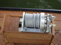 Dock Accessories - Dock Winches