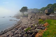 (Zak355) Tags: rothesay isleofbute bute scotland scottish foggy fog haar mist weather montford craigmore beach