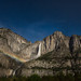 Yosemite Falls Lunar Rainbow