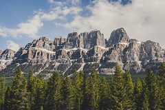 DSC_0776 (michaeldang1) Tags: mountains jasper alberta canada castlemountain