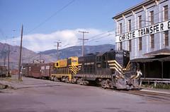 Butte 1965 (ac1756) Tags: bap butteanacondapacific butte montana emd gp7 101