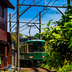 Enoden 1000 Type Train : 江ノ電1000形電車 thumbnail