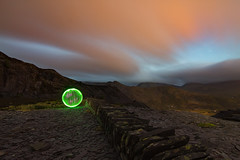 Gloaming. (FadeToBlackLP) Tags: lightpainting orb lpuk lpwa lightart longexposure