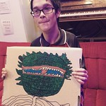 Audrey lives!!! Alex's Audrey from 'Little shop of horrors' it's totally Art-iliciouse!