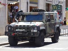 Esercito Italiano - E1BL699 (999 Response) Tags: iveco panther esercito italiano e1bl699