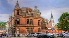Namur HDR (YᗩSᗰIᘉᗴ HᗴᘉS +6 000 000 thx❀) Tags: city town namur namurenmai architecture canon canoneos7dmarkii hdr belgium belgique hensyasmine hens