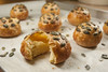brioche emmental (Starobrnenska pekarna) Tags: pastry savoury cheese artisanal handmade buttery french breakfast crumbly