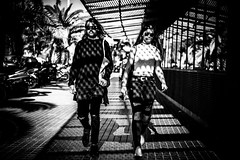 Fashion Week (tomabenz) Tags: sony a7rm2 noiretblanc urban monochrome cities streetview bnw bw black white blackandwhite street photography streetphotography sonya7rm2