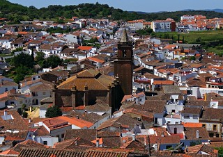 Cortegana, Huelva, Andalucía, España.