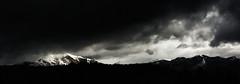 Un rayo de luz - Explore (Miradortigre) Tags: andes snow nieve montaña montain luz light argentina neuquen
