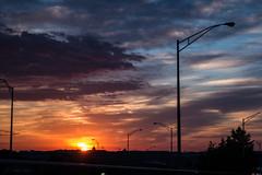 POTD 152 (Webtraverser) Tags: 365picturesin2017 395 amcommute clouds earlymorning gx850 lumix micro43 pictureoftheday potd2017 purple skyporn sun sunrise uscapitolorangesky washingtondc arlington virginia unitedstates us