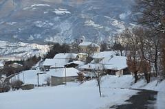Village de Fouillouse (RarOiseau) Tags: hautesalpes hiver fouillouse village montagne neige eu