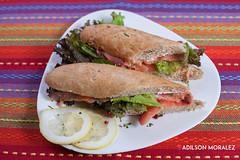 009-gastronomia-sanduiche-adilson-moralez (Adilson Moralez Fotografia) Tags: wheat alimento culinária gastronomia organics prato sanduiche sandwich