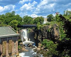 Paterson Great Falls (vodophoto's images) Tags: landscape waterfall nj paterson photography mirrorless olympus