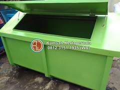 Kontainer Sampah 6 M3 Fiberglass Harga Produsen Murah (Ramdhani Jaya) Tags: news kontainer sampah produsen