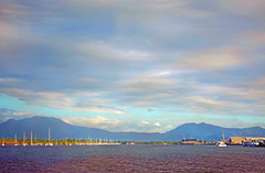 "Cairns (""DavidJHiom"") Tags: cairns australia queensland seascape colour colours beauty beautiful scenic color colors sea"
