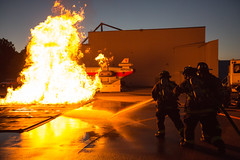 FIRE_ARFF_5 (Joint Base Myer-Henderson Hall) Tags: aircraftrescueandfirefighting arff training fireandemergencyservices davisonarmyairfield fortbelvoir fire