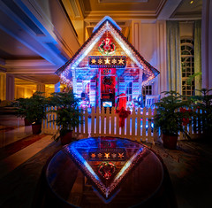 Huge Gingerbread House In Naples (Stuck in Customs) Tags: florida naples ritzcarlton stuckincustoms treyratcliff hdr hdrtutorial hdrphotography hdrphoto dailyphoto rr trey ratcliff yoga rcmemories horizontal outdoor outdoors outside day time beach view long people water ocean building sunset bus walking colour color blue pink white orange red brown sand green shadows glow glowing lighting sky marble hotel city cloudformation january 2017 p2017 sony ilce7rm2 landscape shore seaside restaurant skyline architecture