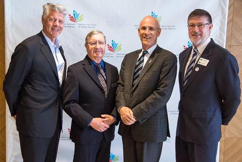 Annual General Meeting of the National Association of Federal Retirees / L'assemblée générale annuelle de l'Association nationale des retraités fédéraux
