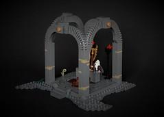 The temple (adde51) Tags: adde51 lego moc church altar religion religious arch architecture stone priest temple summer joust summerjoust 2017 foitsop