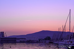 Volos By Purple (Project_M) Tags: purple volos landscape skyporn sky sunset sunrise