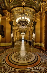 Palais Garnier Paris (Marc Haegeman Photography) Tags: parisopera iconicparis paris palaisgarnier opera operahouses nikon marchaegemanphotography indoor interiors theatre