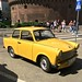 Trabant 2 Stroke East German Car