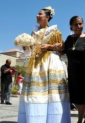 Tehuana Bride Novia Oaxaca Mexico (Teyacapan) Tags: novia mexicana tehuana istmo oaxacan mexican zapotec traje weddings boda bride