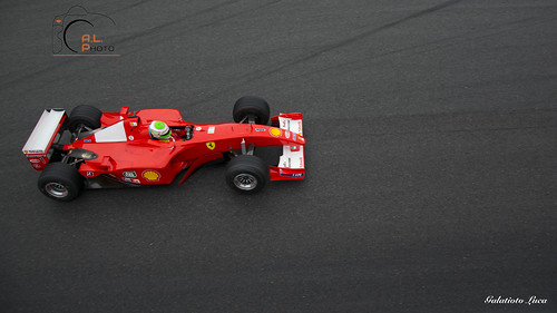 "Ferrari F2001 M. Schumacher • <a style=""font-size:0.8em;"" href=""http://www.flickr.com/photos/144994865@N06/35607632625/"" target=""_blank"">View on Flickr</a>"
